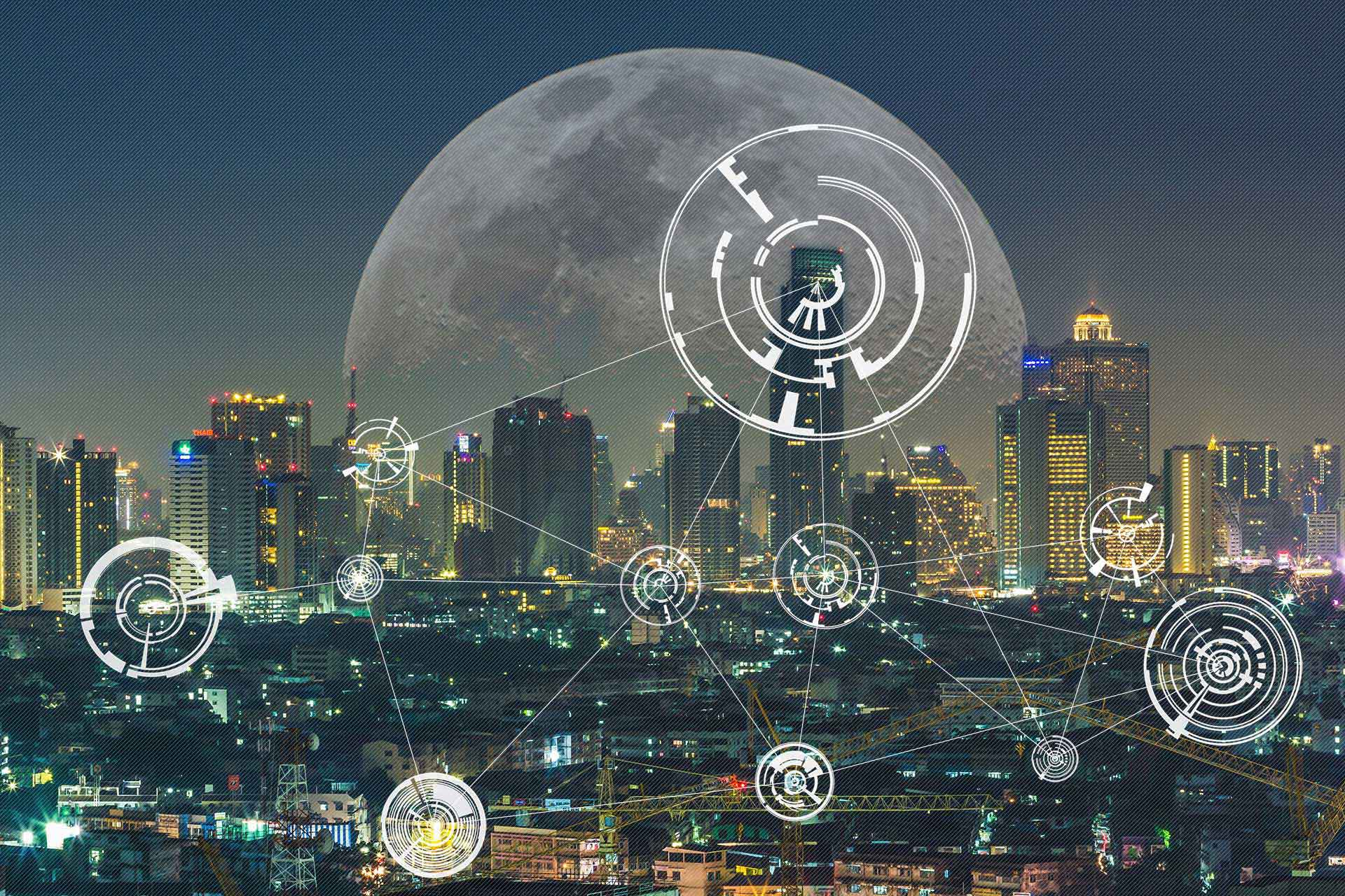 smart cities and internet-things